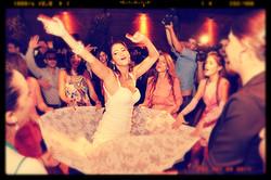 בריקודים