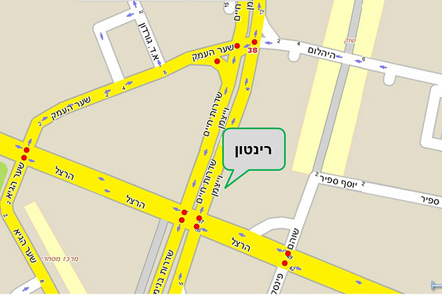 רינטון שד' ויצמן 4 (בפסא'ז), נתניה