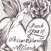 prisoner art donated to PMI