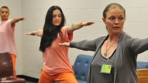 Inmates at NV County Jail says yoga makes a difference