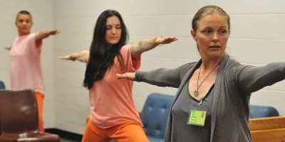 Inmates at NV County Jail says yoga makes a difference