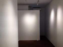 展示スペース左奥~レセプション