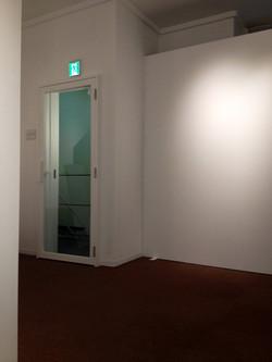 レセプション~出入り口
