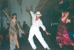 "Facebook - Lors du spectacle ""Tap Swing Danse"""