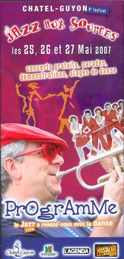 """Facebook - Festival """"Jazz aux sources"""" de Châtel - Guyon"""