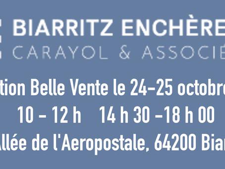 Exposition Belle Vente