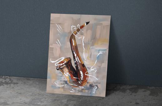 Saxophone - 110€