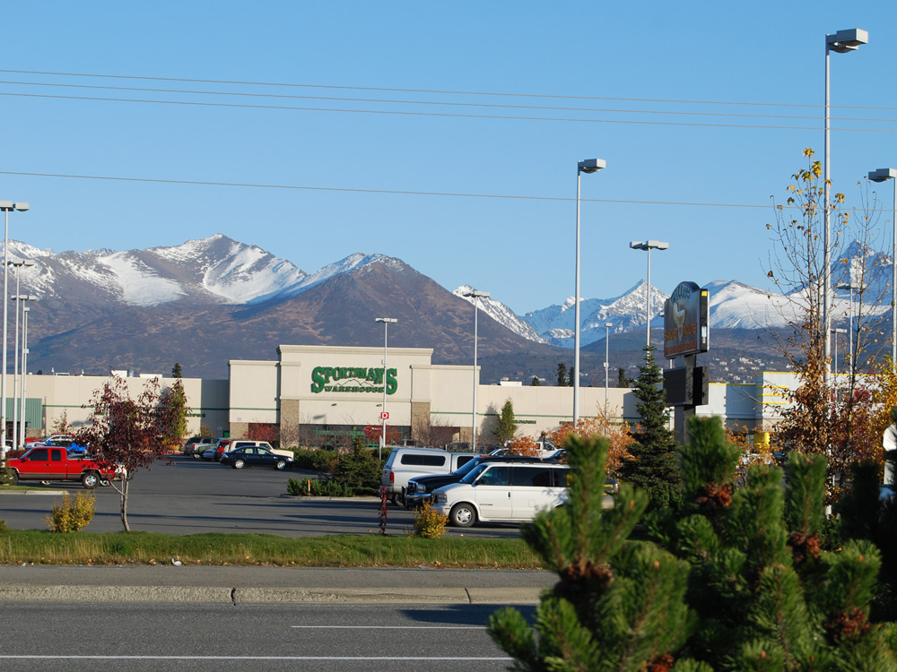 South Anchorage