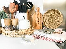 Rafine - klasik mutfak dekoru