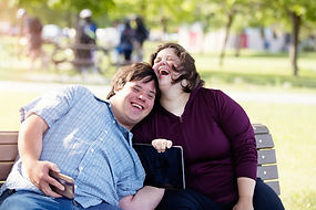 iStock- Downs couple laughing.jpg