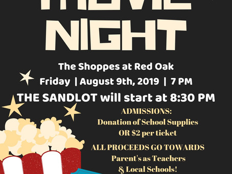 Back to School Movie Night hosted by Restoration Chiropractic, Columbia, MO