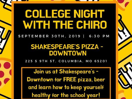 September Newsletter @ Restoration Chiropractic, Columbia MO