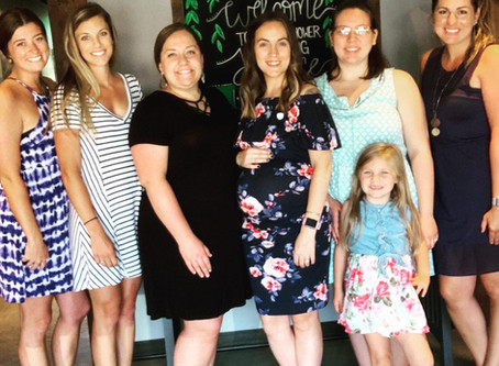 Celebrating our team member, Jeanice, at Restoration Chiropractic, Columbia, MO