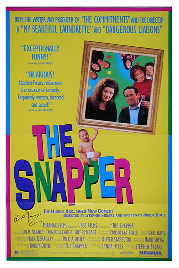 Poster The Snapper