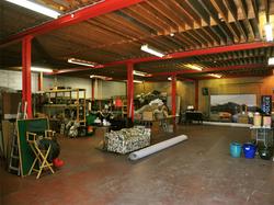 Props storage room