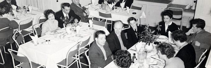 Ardmore Staff 1958