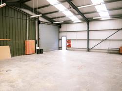 Empty workshop