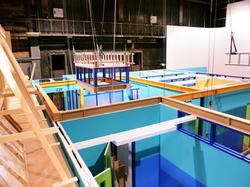 Set building workshops
