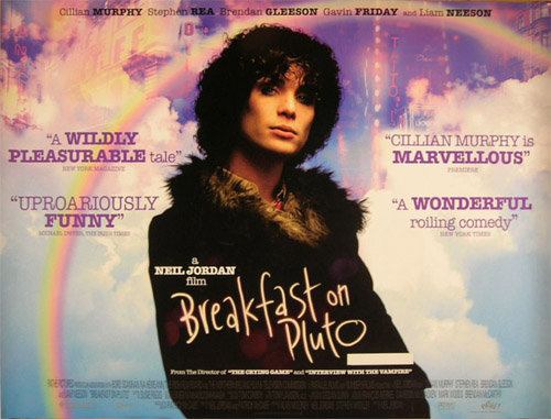 Poster Breakfast on Pluto