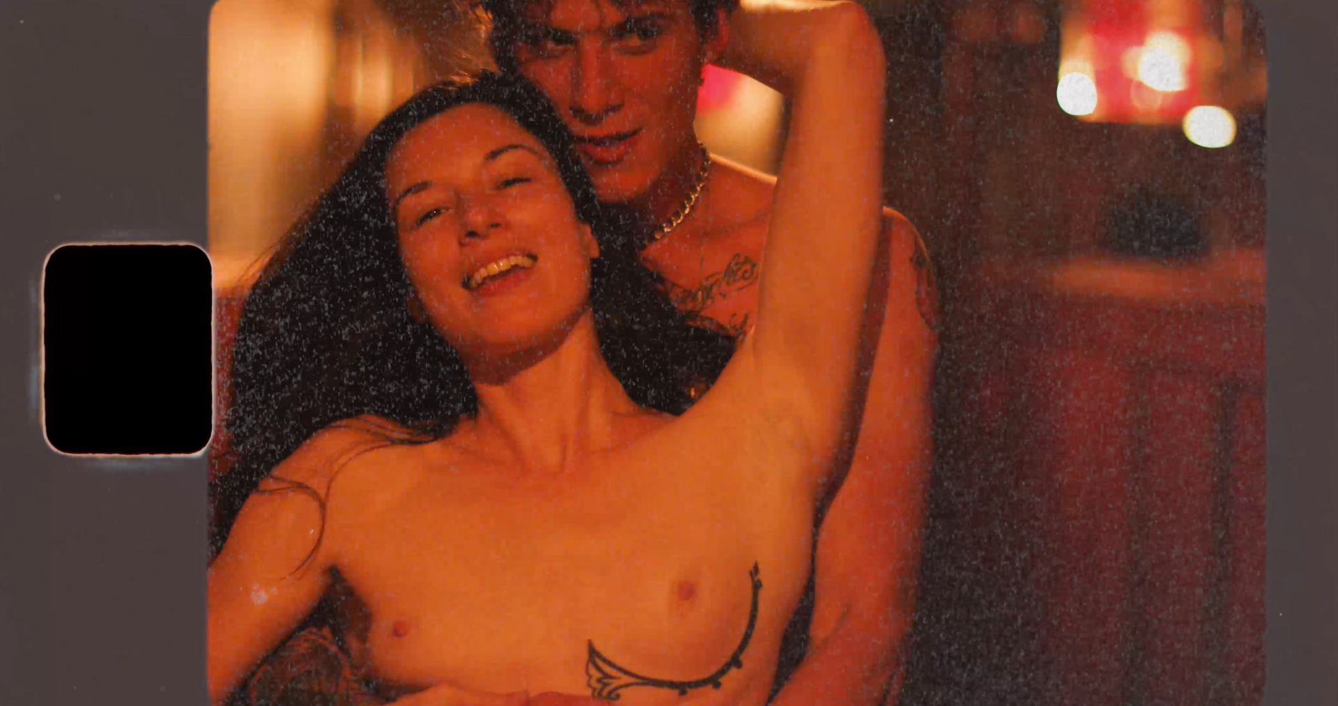 CHARLIE AND STOYA