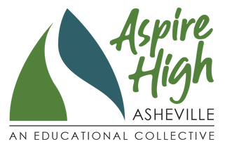 Aspire High Asheville Logo
