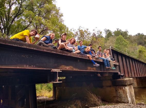 Laurel River Hike.