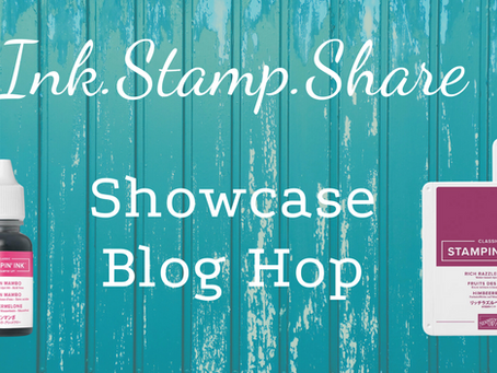 Ink. Stamp. Share Showcase - All that Glitters