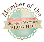 Member of the Stampers Showcase Blog Hop