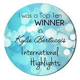 International Highlights Top 10 Winner