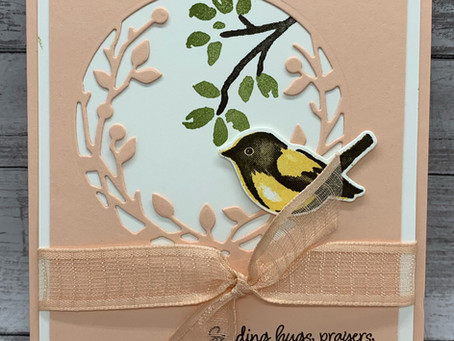 Birds and Branches with Love