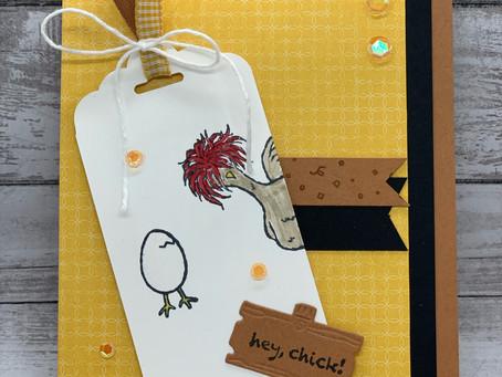 Hey, Chick!