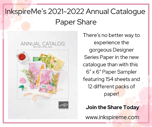 InkspireMe's 2020-2021 Annual Catalogue