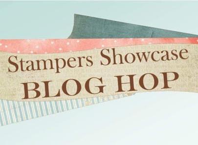 Stampers Showcase Blog Hop:  Let's Celebrate!