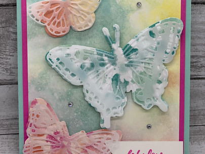 Product of the Week - Butterfly Bouquet