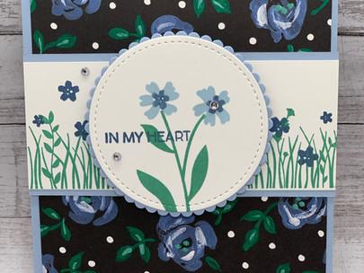 Field of Flowers In My Heart