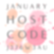 InkspireMe January Host Code