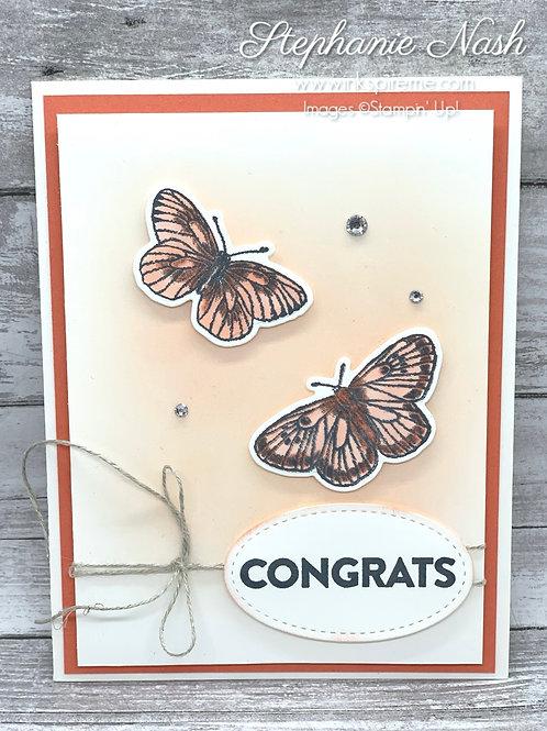 Blended Butterflies