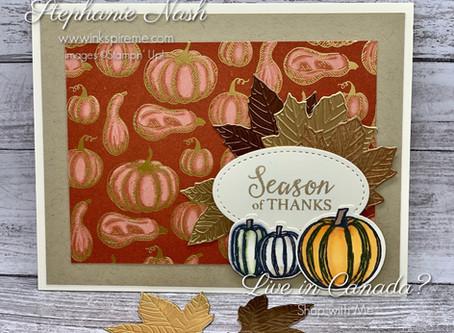 Autumn Thanks