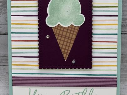 Ice Cream Birthday
