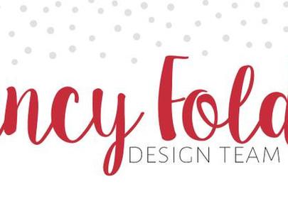 Fancy Fold Design Team - Two Fold Panel Card