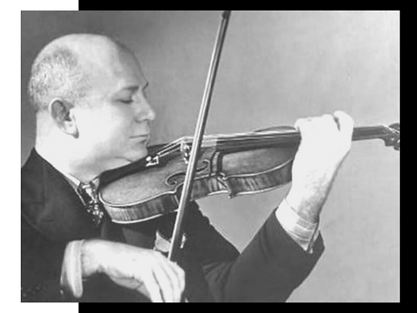 Les grands violonistes 1 : l'école russe