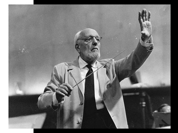 Les grands chefs d'orchestre 4 : fleurons francophones