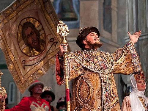 Boris Godounov de Moussorgski - Christian Merlin