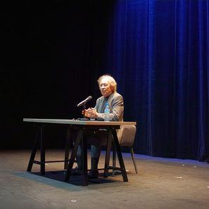 """Pascal Bruckner évoquant la """"Philosophie de la longévité"""""""
