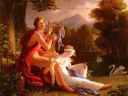 Luc Ferry - Les Mythes de l'Amour : Orphée & Eurydice, Déméter...