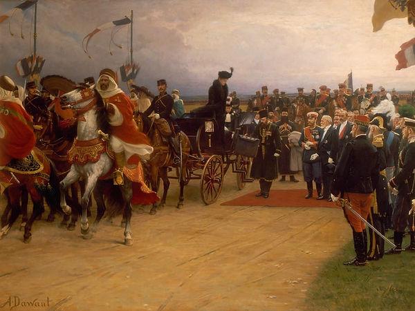 Trois siècles d'histoire France-Russie