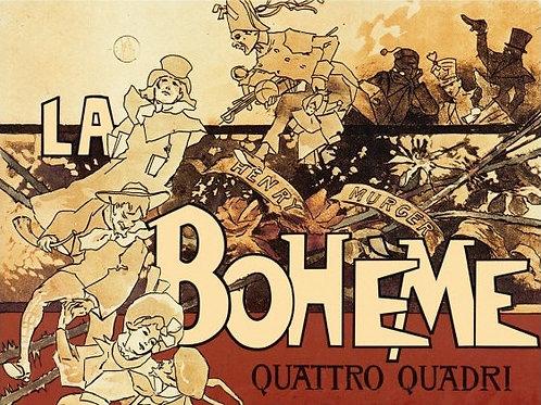 La Bohème de Puccini - Christian Merlin