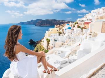 Những thời điểm tốt nhất để ghé thăm Hy Lạp