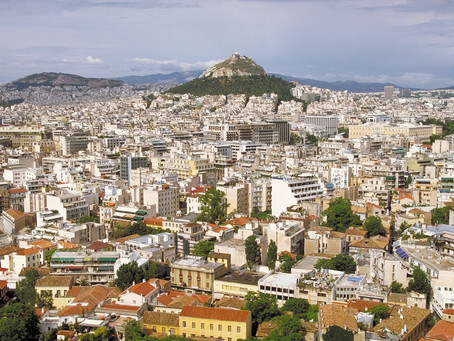 Greek Economic Updates - First half of November, 2020