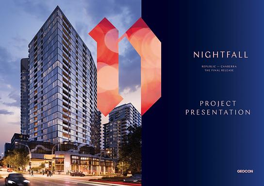 Nightfall Apartment in Canberra - Australia